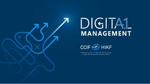 Digital Management 4.1 - Séance d'information