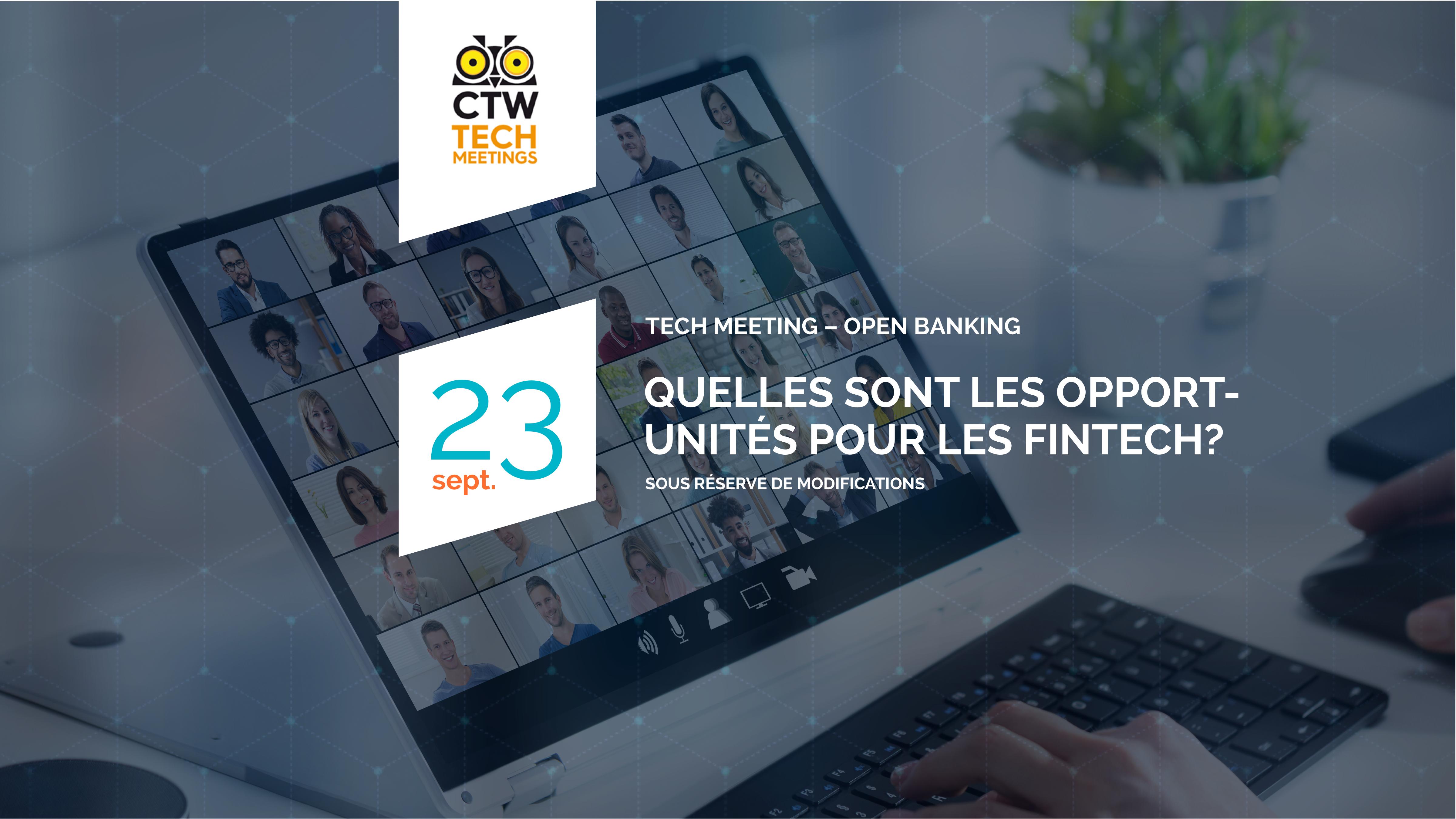 Tech Meeting - Open Banking